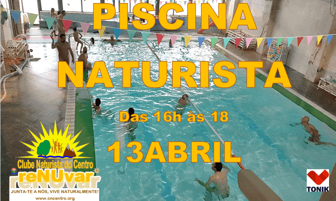 Piscina indoor Naturista